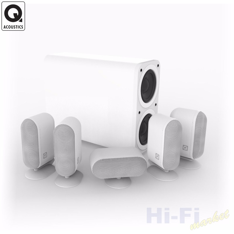 Q ACOUSTICS 7000 Cinema plus set 5.1