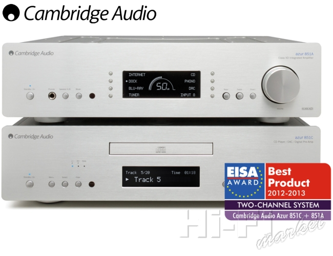CAMBRIDGE AUDIO Azur 851AC
