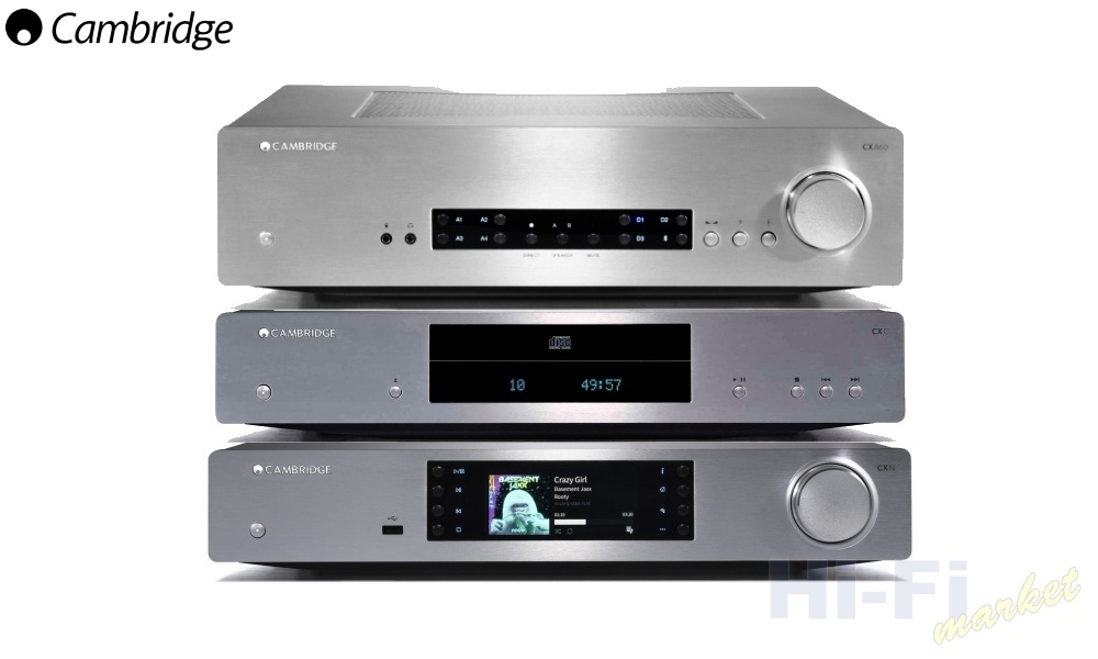 CAMBRIDGE AUDIO CX set 60 stream