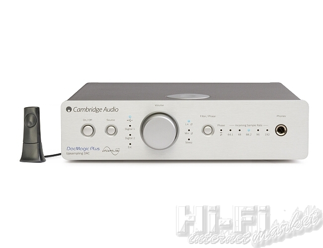 CAMBRIDGE AUDIO DacMagic Plus BT
