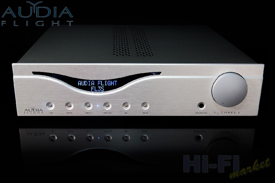 AUDIA Flight Three S Amp