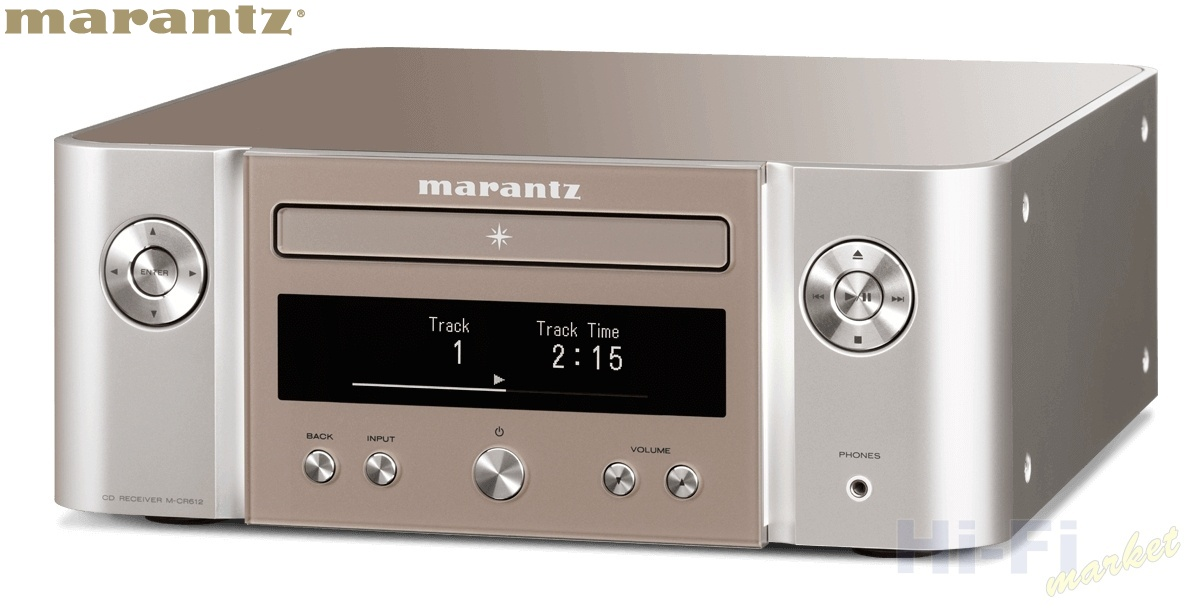 MARANTZ M-CR612 Media
