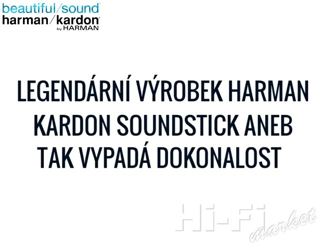 HARMAN KARDON Soundstick Wireless