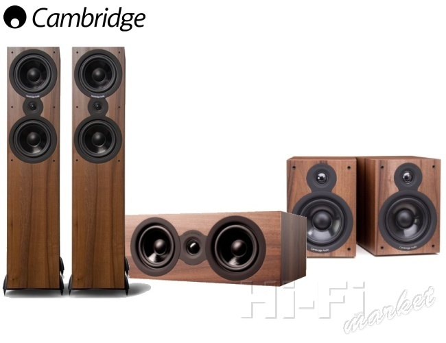 CAMBRIDGE AUDIO SX80 set 5.0