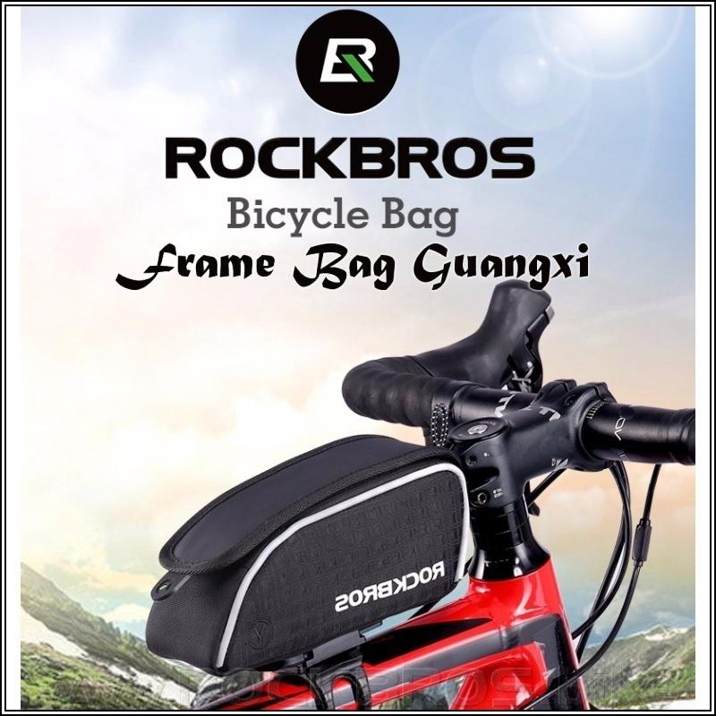 ROCKBROS Frame Bag Guangxi rámová cyklobrašna