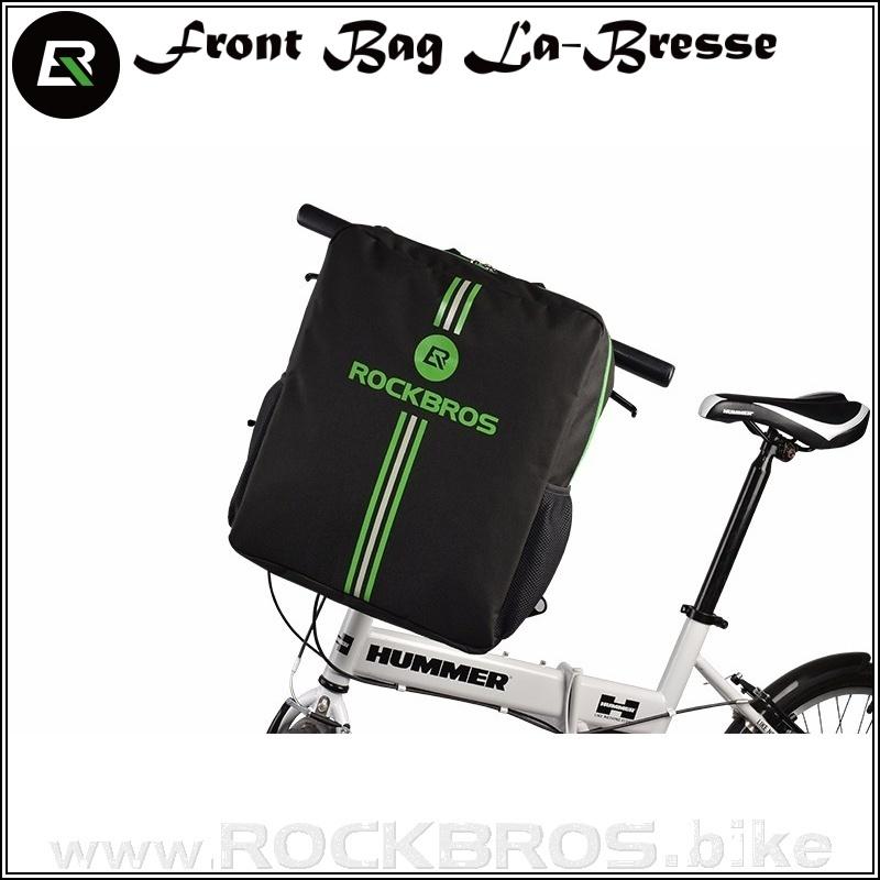 ROCKBROS Front Bag La-Bresse cyklobrašna na řídítka