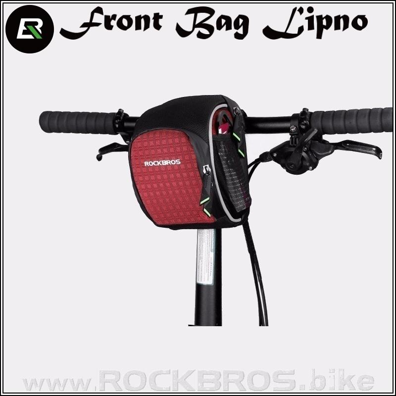 ROCKBROS Front Bag Lipno cyklobrašna na řídítka