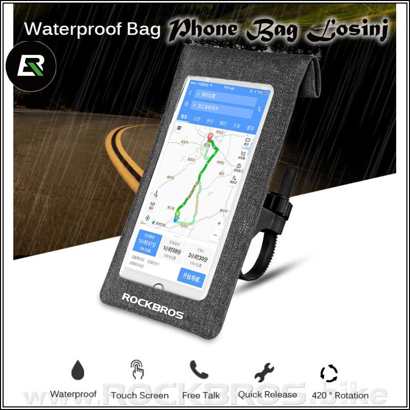 ROCKBROS Phone Bag Losinj cyklobrašna pro mobil