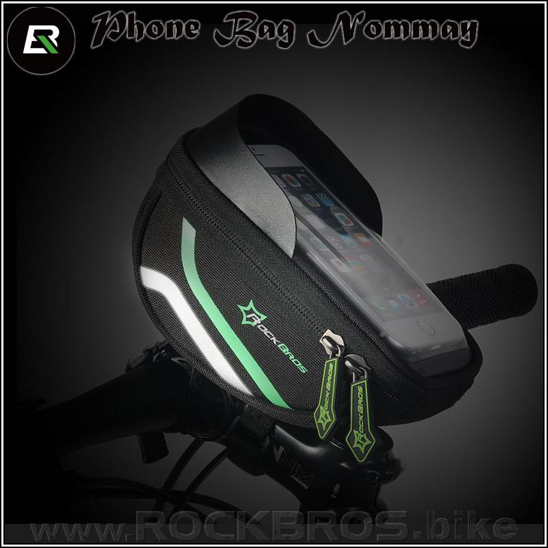 ROCKBROS Phone Bag Nommay cyklobrašna pro mobil