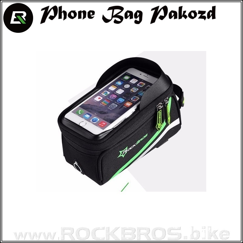 ROCKBROS Phone Bag Pakozd cyklobrašna pro mobil