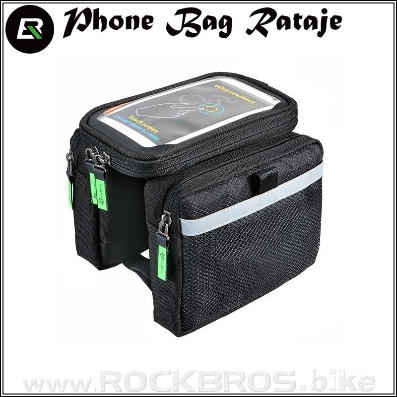 ROCKBROS Phone Bag Rataje cyklobrašna pro mobil