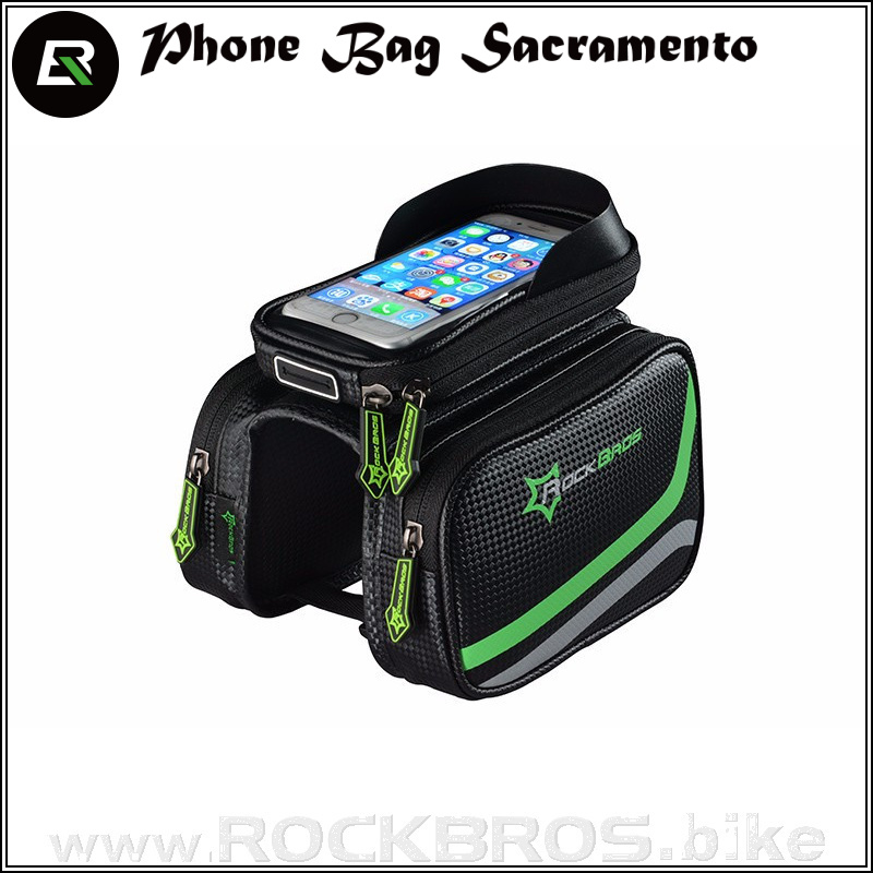 ROCKBROS Phone Bag Sacramento cyklobrašna pro mobil