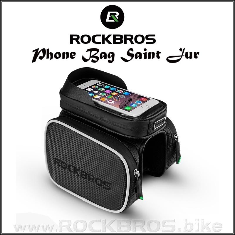 ROCKBROS Phone Bag Saint Jur cyklobrašna pro mobil