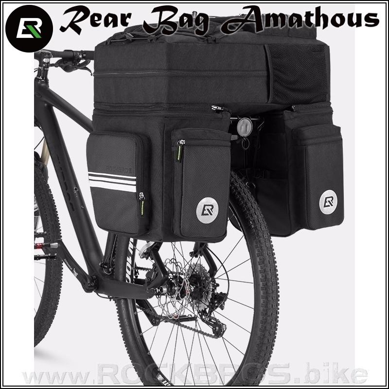 ROCKBROS Rear Bag Amathous cyklobrašna na zadní nosič