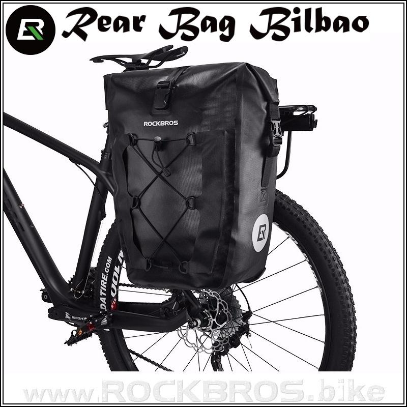 ROCKBROS Rear Bag Bilbao cyklobrašna na zadní nosič