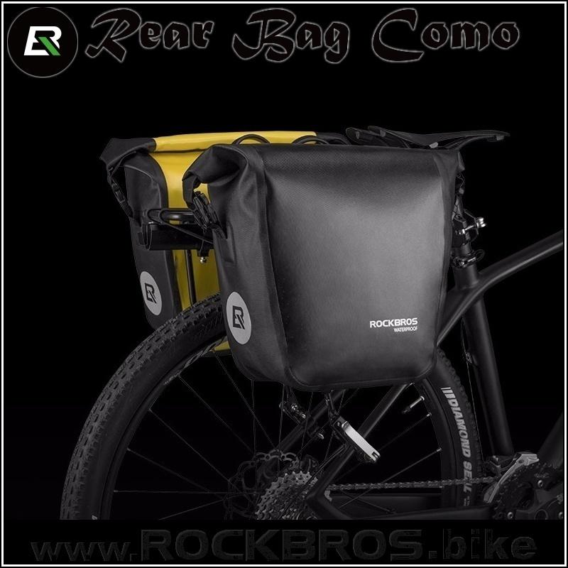 ROCKBROS Rear Bag Como cyklobrašna na zadní nosič