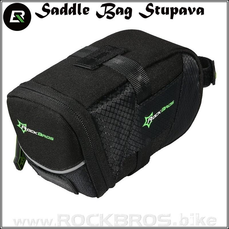 ROCKBROS Saddle Bag Stupava sedlová cyklobrašna