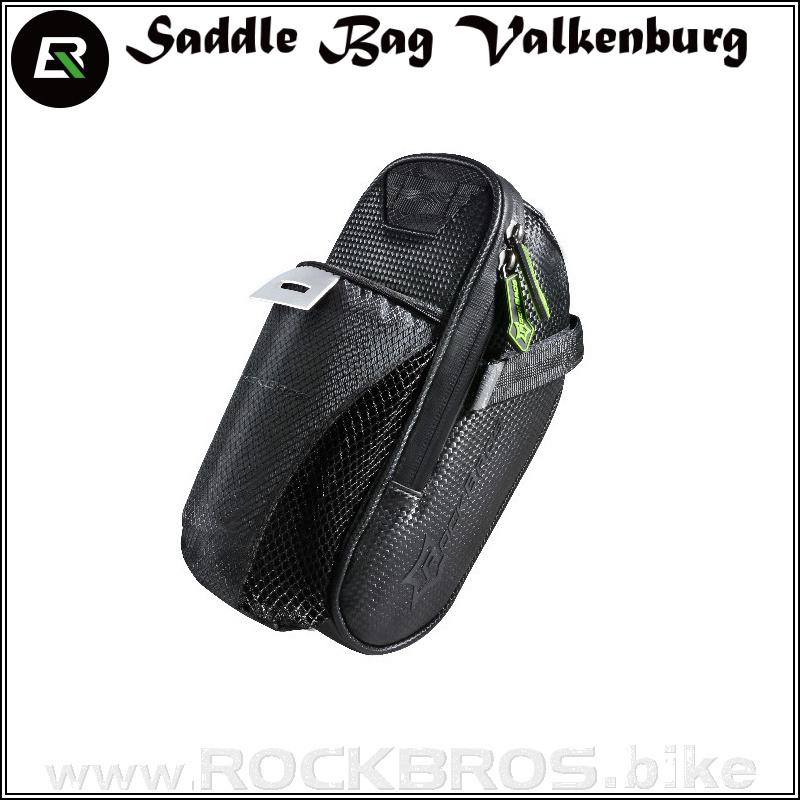 ROCKBROS Saddle Bag Valkenburg sedlová cyklobrašna