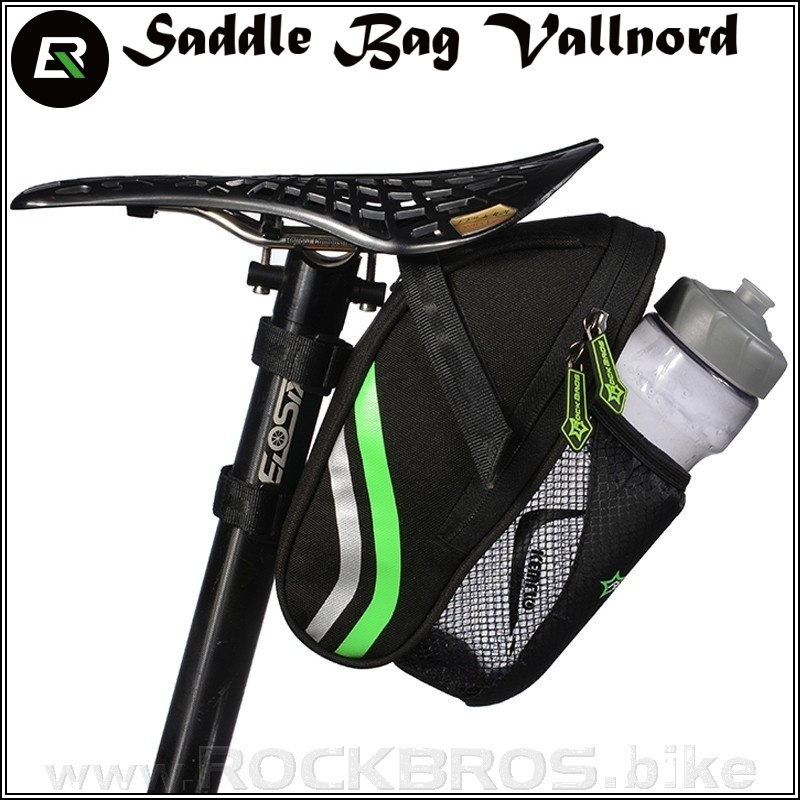 ROCKBROS Saddle Bag Vallnord sedlová cyklobrašna