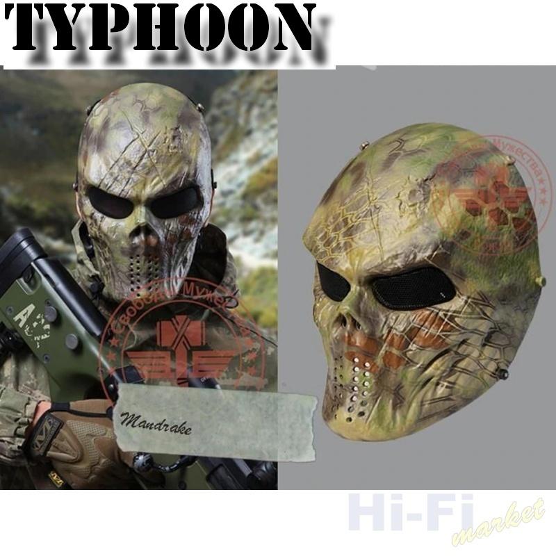 TYPHOON Mandrake