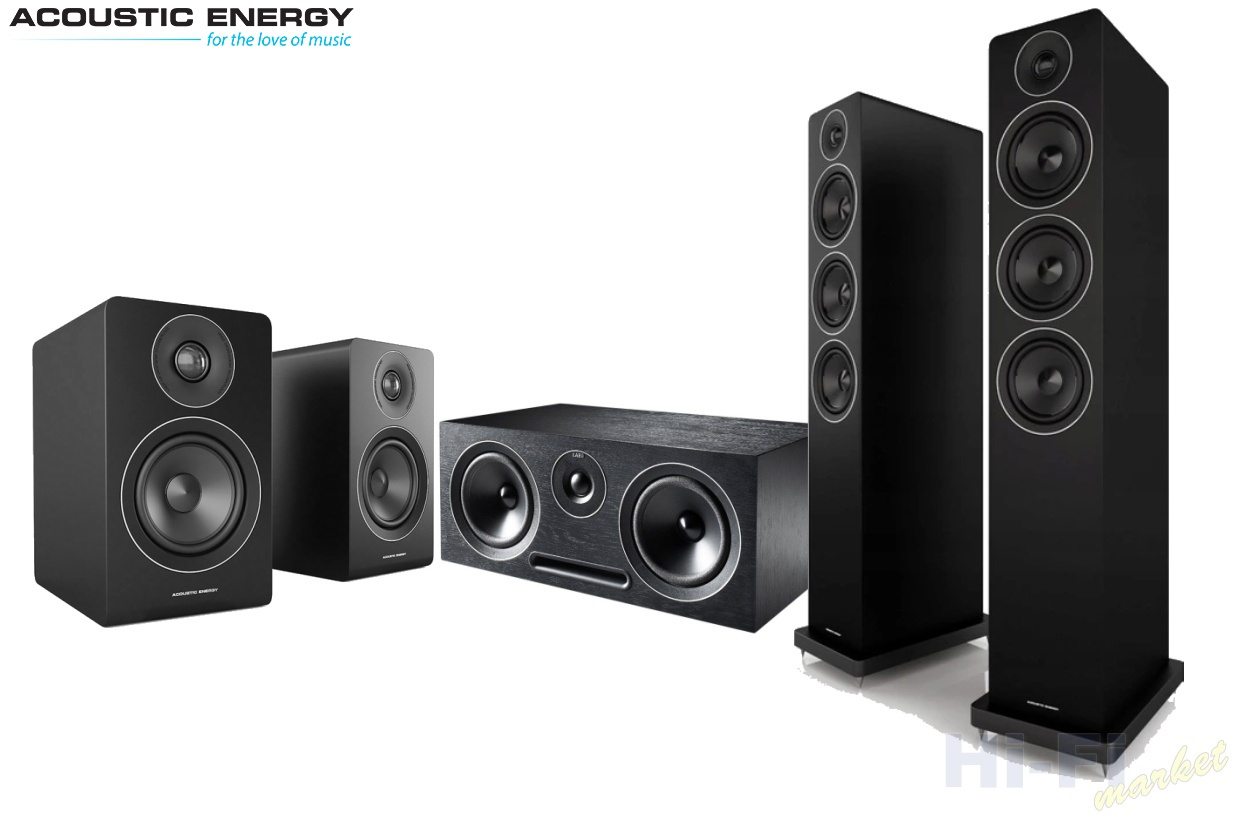 ACOUSTIC ENERGY AE120 set 5.0
