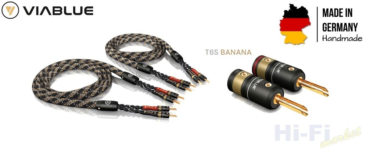 VIABLUE SC-4 T6s Single Wire