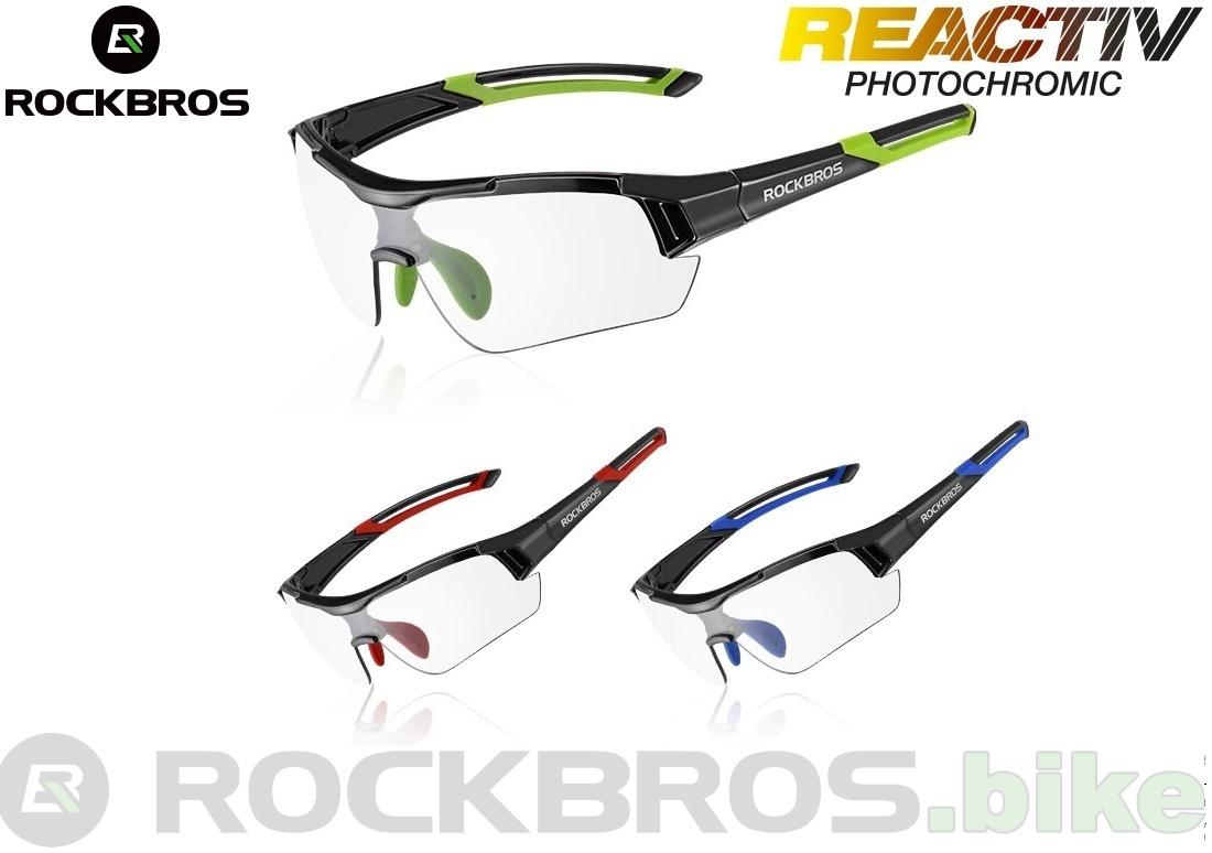 ROCKBROS Fotochromatické cyklo brýle 10111-13