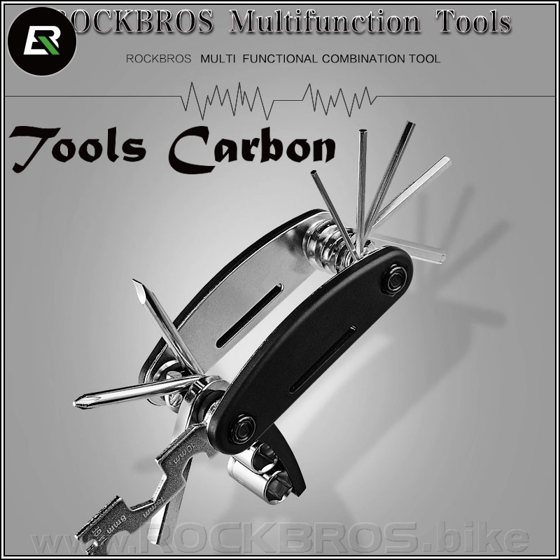 ROCKBROS Carbon Tools (16 in 1)