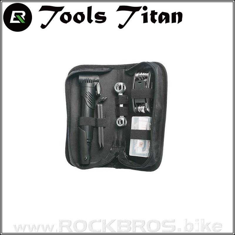 ROCKBROS Tools Titan multifunkční nářadí (16 in 1)