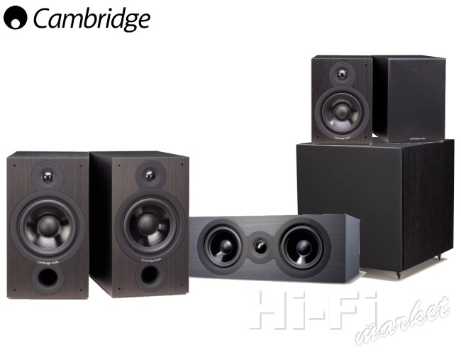 CAMBRIDGE AUDIO SX60 set 5.1 černá