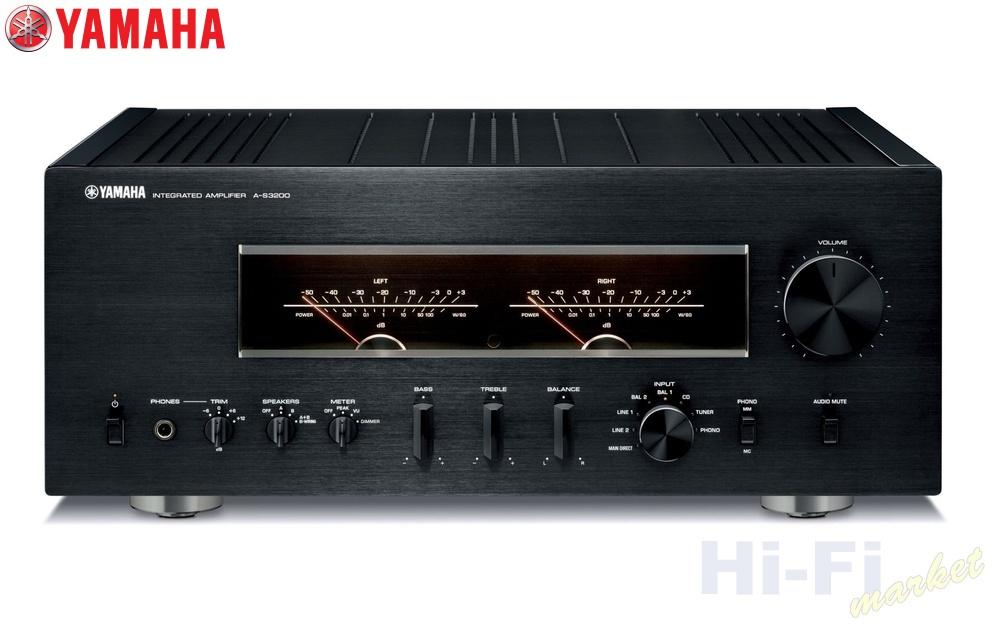 YAMAHA A-S3200 Black