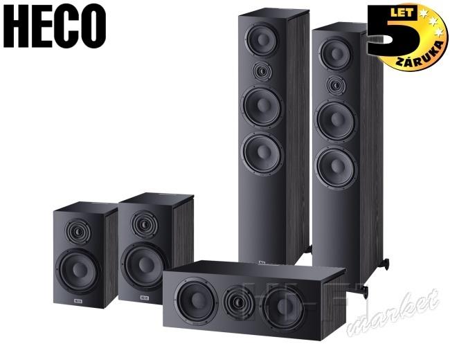 HECO Aurora 1000 set 5.0