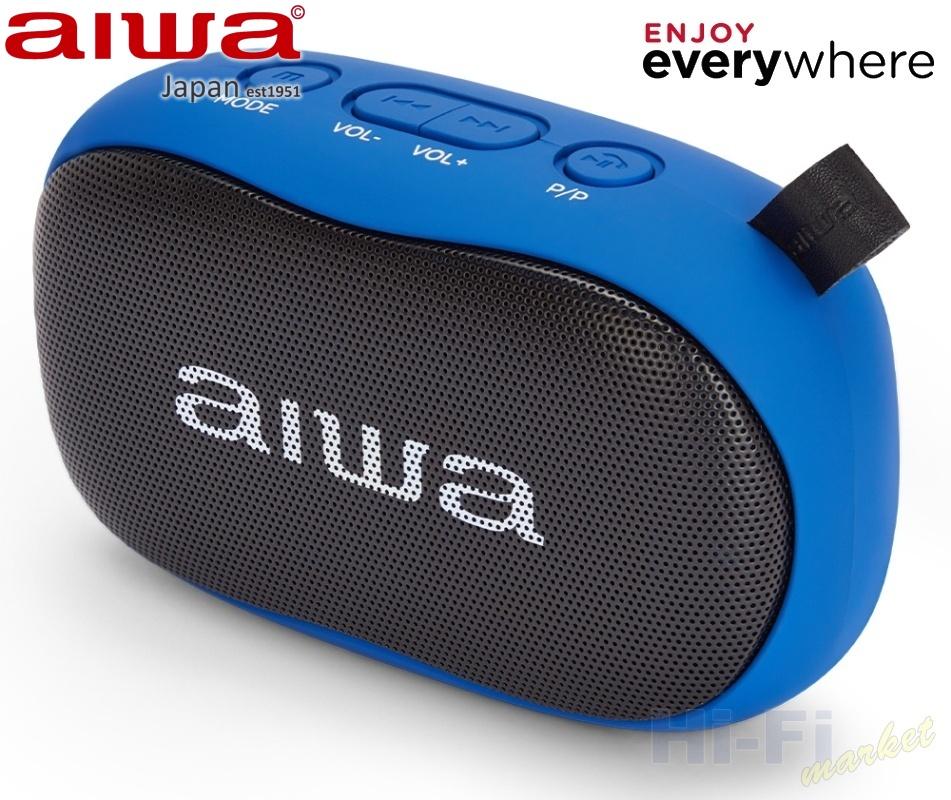AIWA BS-110BL modrá