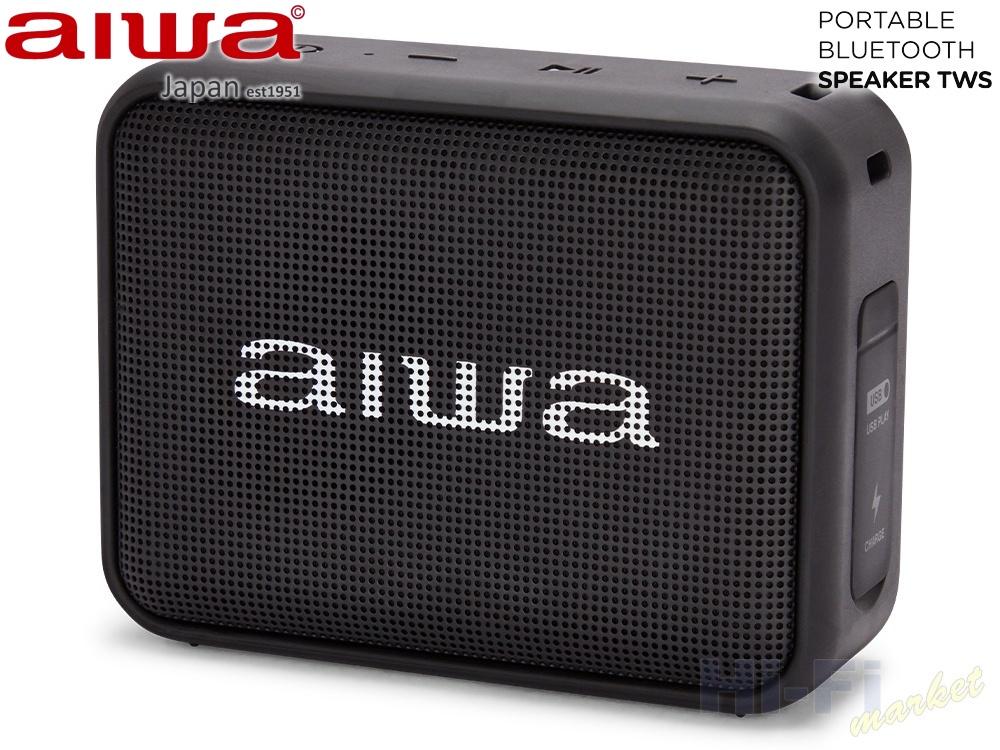 AIWA BS-200BK černá