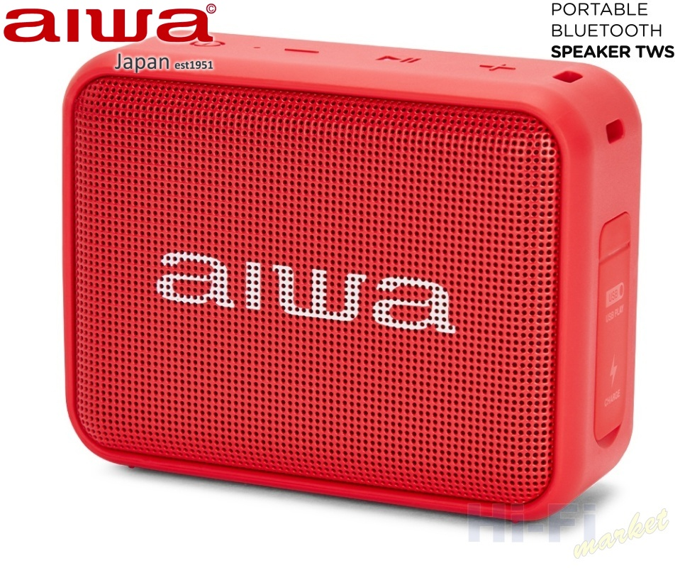 AIWA BS-200RD červená