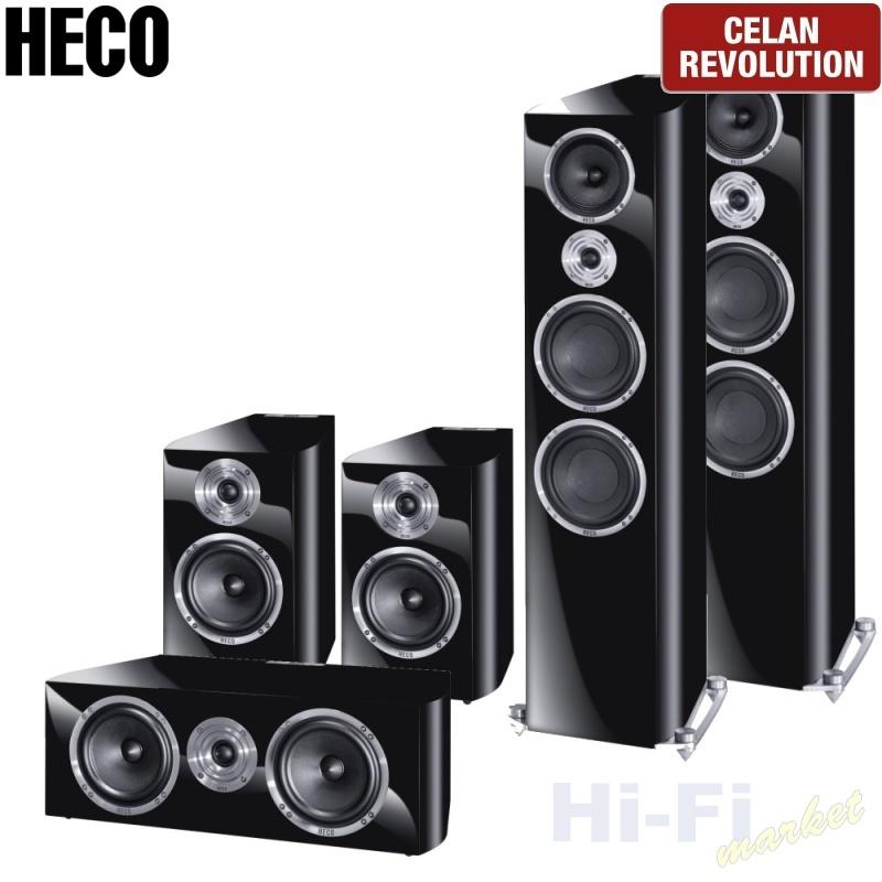 HECO Celan Revolution 7 set 5.0