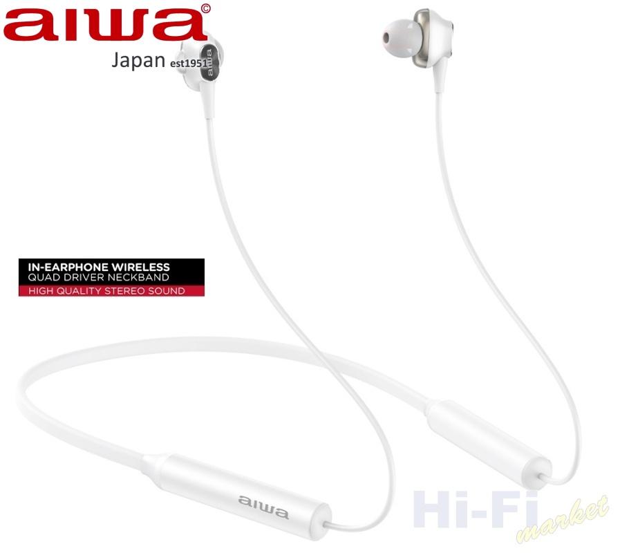 AIWA ESTBT-450WT bílá