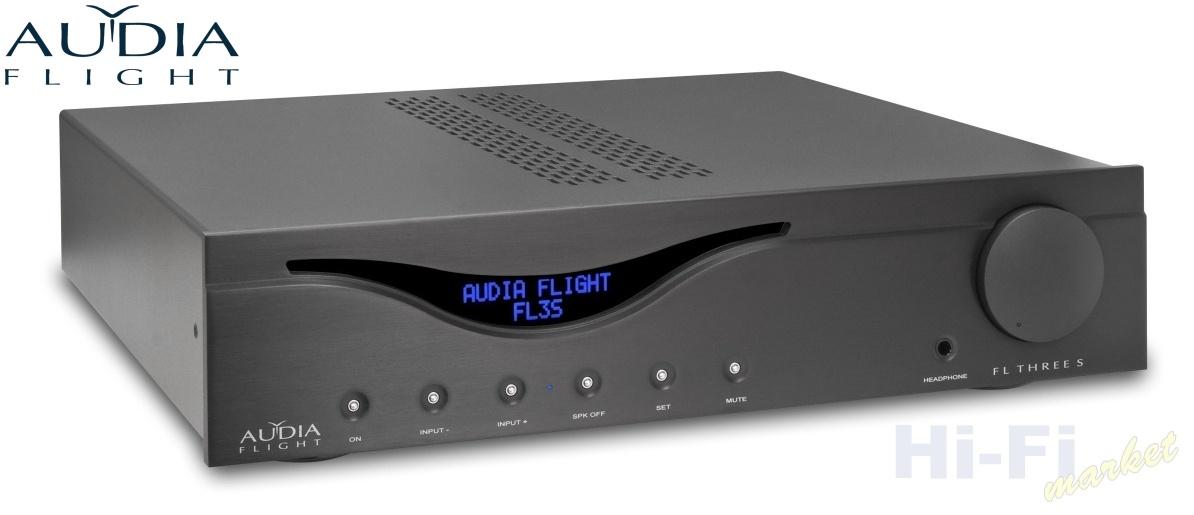 AUDIA Flight Three S Amp