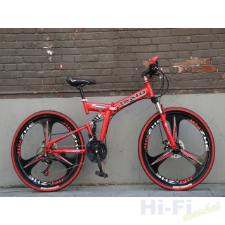 Joker Red Mount bike