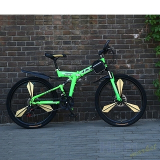 Joker Green Mount bike