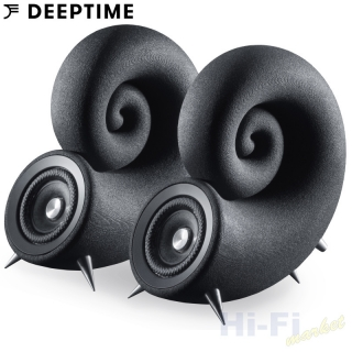 DEEPTIME Spirula 2.0 speakers