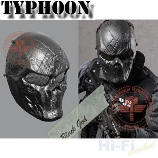 TYPHOON Black God
