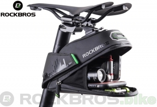 ROCKBROS Black City SeatBag v.2 1,5L