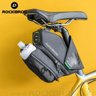 ROCKBROS Black City SeatBag