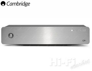 CAMBRIDGE AUDIO CP1 stříbrná
