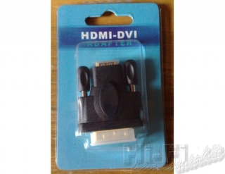 BRIGHT PRO2044 High-End HDMI-DVI adapter