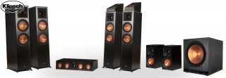 KLIPSCH Reference Premiere RP-8060FA set 7.1.4 Dolby Atmos