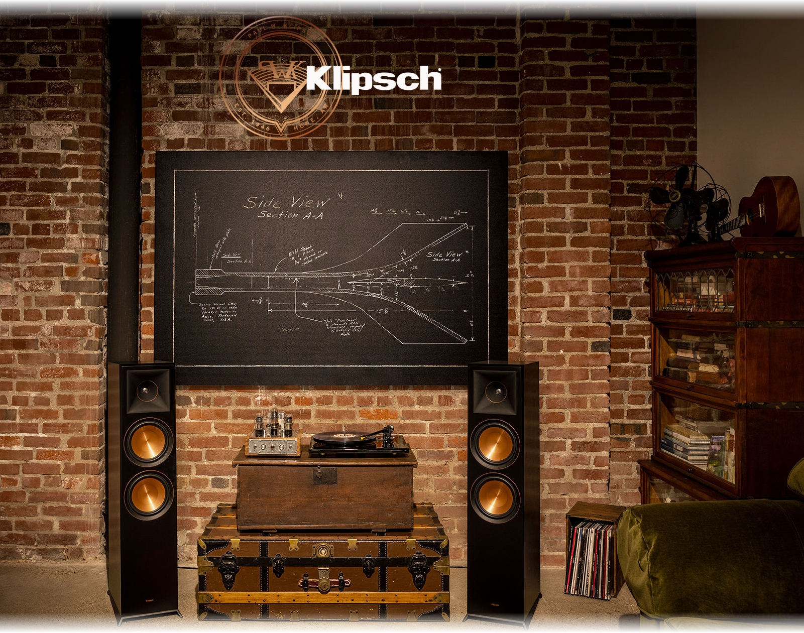 Klipsch Made in USA