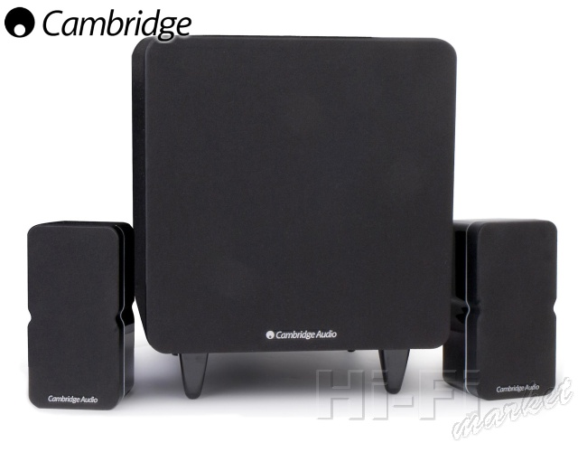 CAMBRIDGE AUDIO Minx 322 set 2.1
