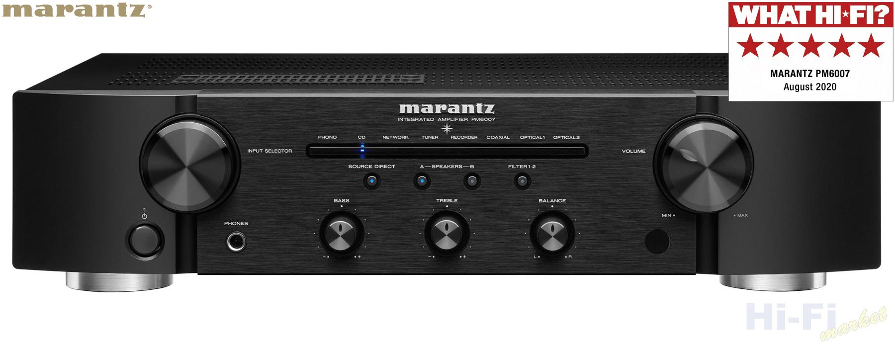 MARANTZ PM6007 black